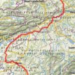 Die Route Schweiz