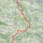 von Schirmitz in Bayern bis Ostsee